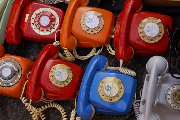 Telephone Upgrades