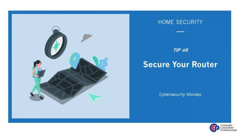 Secure Your Router